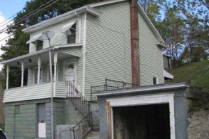 Online Auction: Single Family Home In Danville, PA